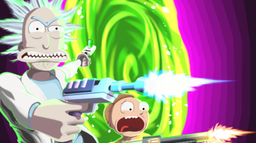 Rick and or Morty