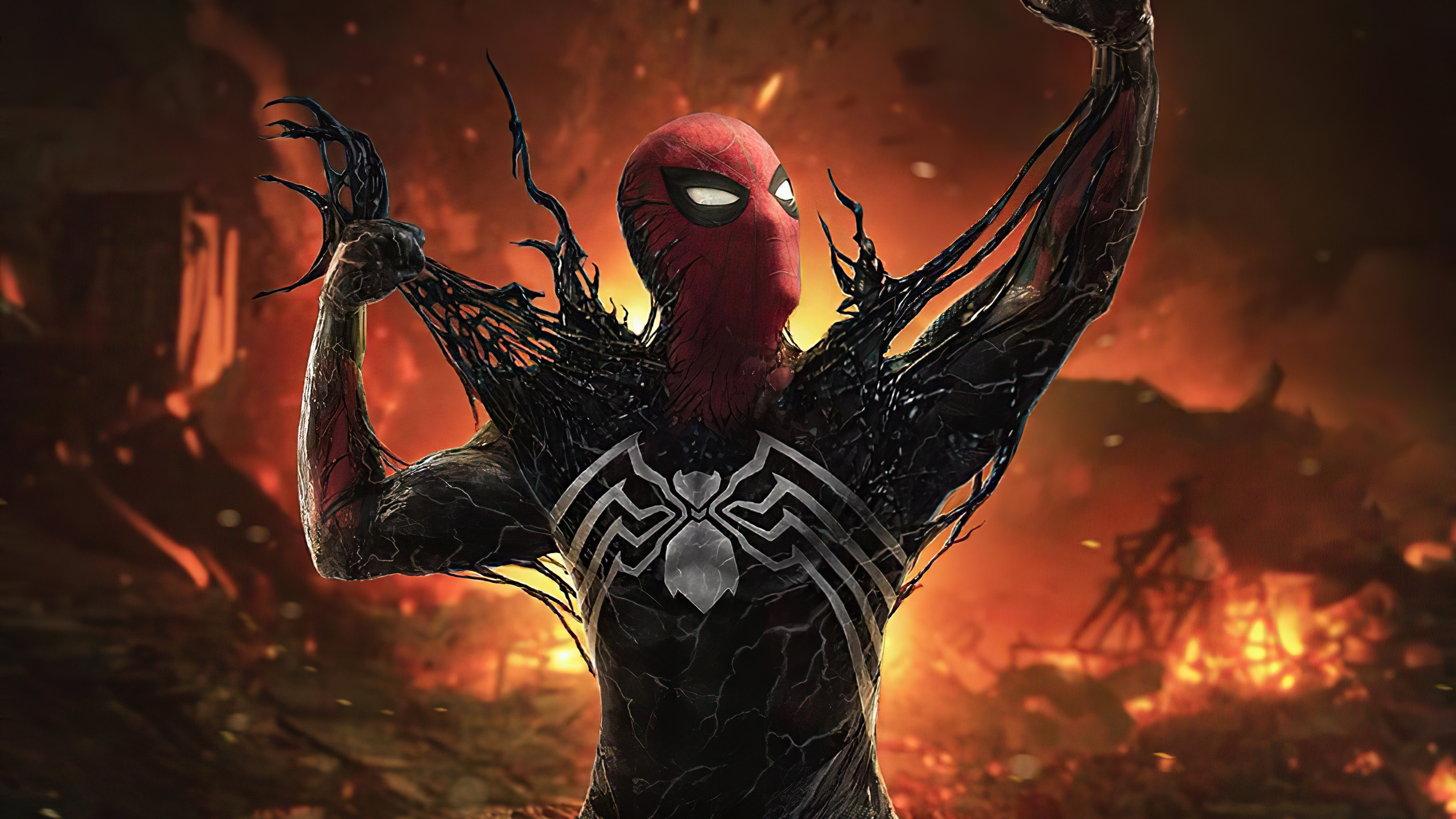 spider-man is goopy