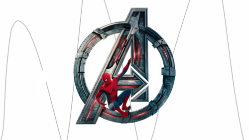 spider-man age of ultron logo
