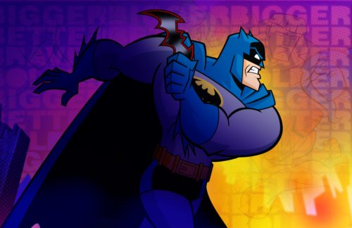 Brave and The Bold Batman