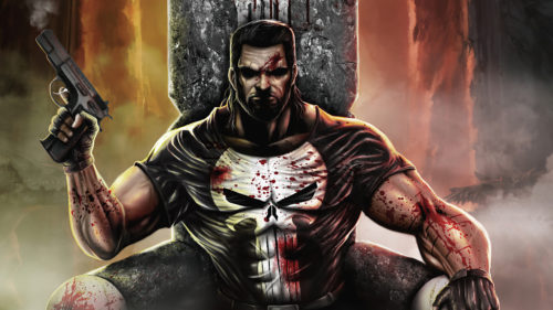 the punisher in hell