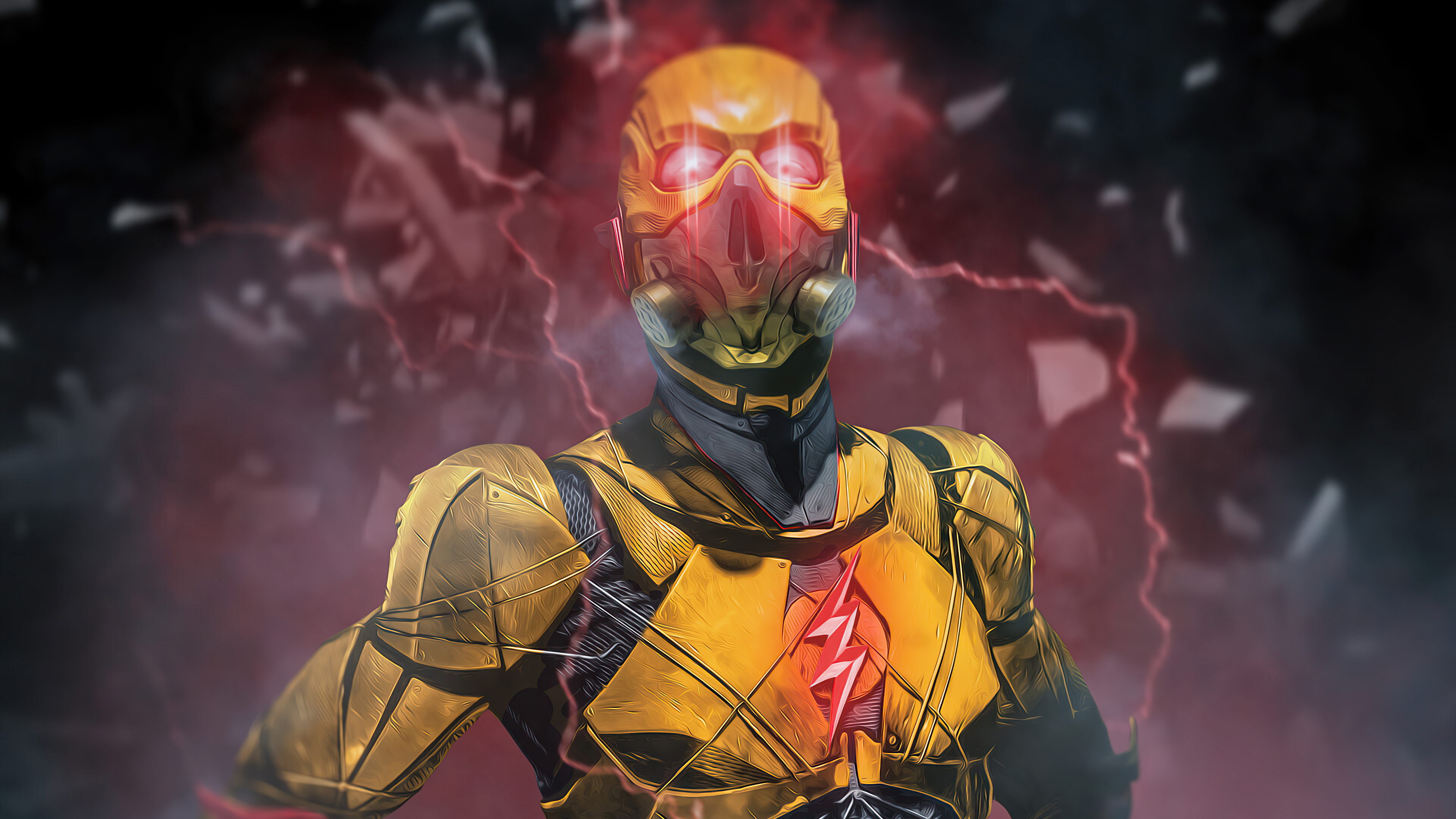 Masked Flash but in Reverse