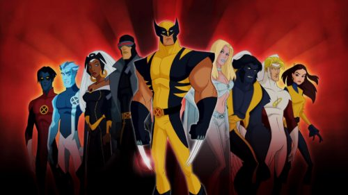 Wolverine and the other mutants